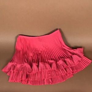 Flirty banana republic skirt
